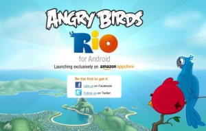 Angry birds at Amazon image